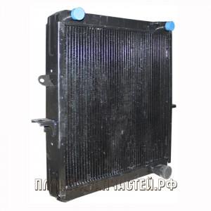 Радиатор охлаждения МАЗ-54342, 54323, 64229 медный 4-х рядный ШААЗ