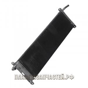Радиатор масляный КАМАЗ-4310, ЯМЗ-238 медный 2-х рядный ШААЗ