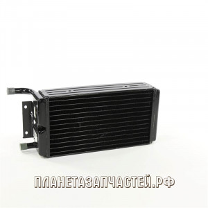 Радиатор отопителя КАМАЗ 4-х рядный ШААЗ