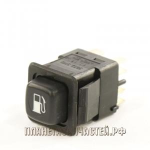 Выключатель кнопка датч.топливн.баков 12V