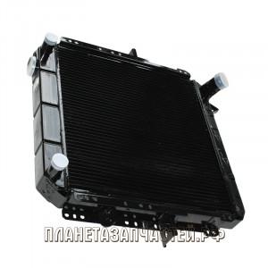 Радиатор охлаждения МАЗ-500 медный 4-х рядный ШААЗ