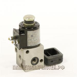 Клапан электромагнитный МАЗ 24V ПААЗ