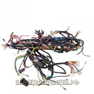 Проводка КАМАЗ-65115 жгут передний