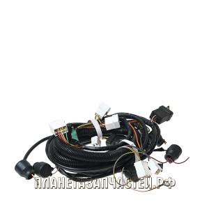 Проводка КАМАЗ-65115 жгут задний левый