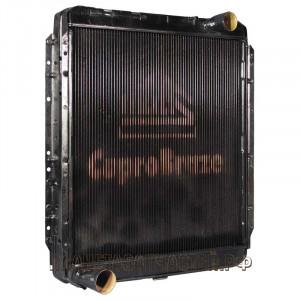 Радиатор охлаждения КАМАЗ-54115 медный 3-х рядный ШААЗ Купробрейз