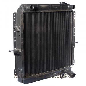 Радиатор охлаждения МАЗ-500 медный 3-х рядный ШААЗ