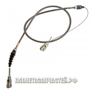 Трос акселератора МАЗ СБ L=1605/1100 мм