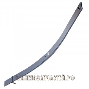 Лист рессоры МАЗ-64222 передней №1, 7-ми листовой L=2100мм