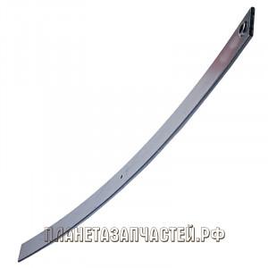 Лист рессоры МАЗ-509 задней №1 L=1846 мм