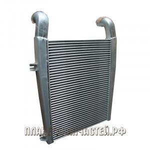 Радиатор охлаждения МАЗ-533608, 5440, 551608, 630308, 6312, 642208, 6430, 6501 дв.ЯМЗ-7511 алюм.интеркуллер