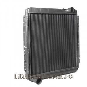 Радиатор охлаждения КАМАЗ-5320 медный 3-х рядный ШААЗ