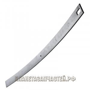 Лист рессоры МАЗ-500 передней №2 L=1642мм ЧМЗ