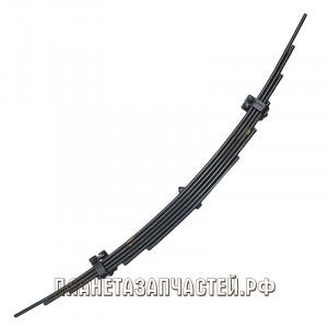 Рессора МАЗ-500 задняя дополнительная L=1220мм 6листов