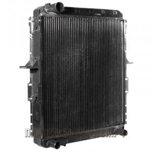 Радиатор охлаждения МАЗ-54323 медный 4-х рядный ШААЗ