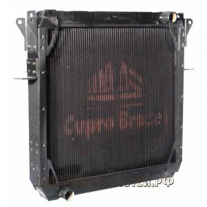 Радиатор охлаждения МАЗ-4370 медный 3-х рядный ШААЗ