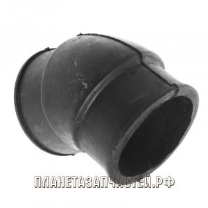 Патрубок МАЗ угловой воздушного фильтра