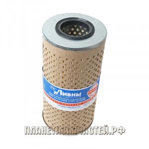 Фильтр масляный (элемент) КАМАЗ-ЕВРО, ЯМЗ нетканый материал СЕДАН