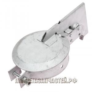 Крышка МАЗ трубы выхлопной, заслонка верхнего выхлопа