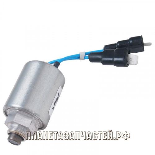 Клапан электромагнитный ПЖД КАМАЗ, МАЗ топливный 24V ЭЛТРА-ТЕРМО в вашем городе