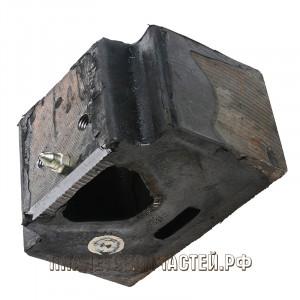 Подушка МАЗ двигателя задней опоры со штифтом