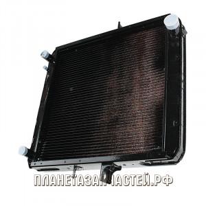 Радиатор охлаждения МАЗ-53371, 5551, 54341 медный 3-х рядный ШААЗ