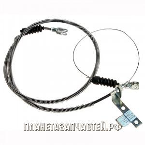 Трос акселератора МАЗ СБ L=2455/1500 мм