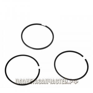Кольца поршневые ЗИЛ-5301, МАЗ-4370 на один поршень КМЗ, на 3 кольца