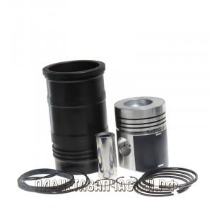 Гильза с поршнем ЯМЗ-236, 238 к-т (порш/гил/пал/кол)