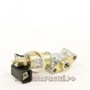 Клапан электромагнитный ЯМЗ привода вентилятора 24V РОДИНА