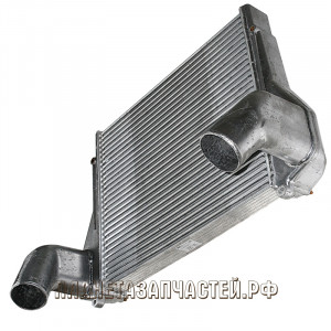 Радиатор охлаждения КАМАЗ-53205, 54115 охладитель наддувного воздуха ШААЗ