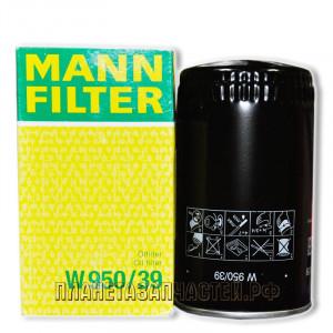 Фильтр масляный КАМАЗ-4307, 4308 дв.CUMMINS MANN