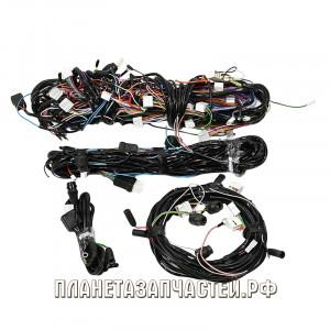 Проводка КАМАЗ-53215 (4 жгута) к-т