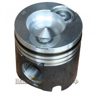 Гильза с поршнем КАМАЗ-ЕВРО-1, 2 с пальцем и кольцами (кольца 740.60) ПАО КАМАЗ