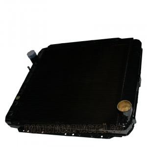 Радиатор охлаждения КАМАЗ-65115 дв.CUMMINS ISBe 285л.с.3-х рядный Купробрейз ШААЗ