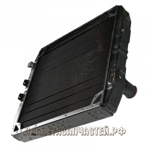 Радиатор охлаждения МАЗ-5432А5 ЕВРО-3 медный 4-х рядный ШААЗ