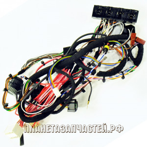 Проводка КАМАЗ-4308 дв.CUMMINS-6ISBe ЕВРО-3 рестайлинг жгут передний