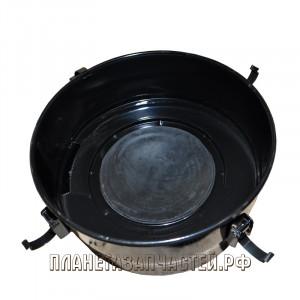 Крышка КАМАЗ фильтра воздушного металл ЛААЗ
