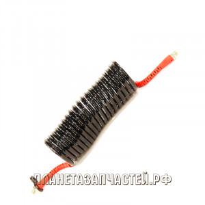 Шланг соединительный прицепа воздуховод М16х1.5/M16х1.5 L-4.5м красный WABCO
