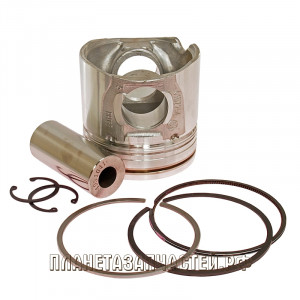 Поршень двигателя КАМАЗ дв.CUMMINS 6ISBe ремонтный +0, 5(4955642, 4931041, 4943264, 4955641) к-т 1цил.