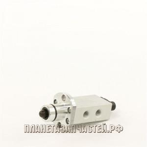 Клапан МАЗ воздушный двойной Н-образный КПП 9JS SHAANXI