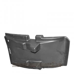 Крыло КАМАЗ-6460 правое задняя часть рестайлинг MASTER-PLAST