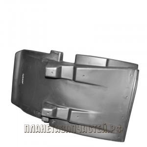 Крыло КАМАЗ-6460 левое задняя часть рестайлинг MASTER-PLAST
