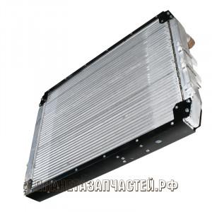 Радиатор охлаждения МАЗ-5440А9, 6312В9, 6430А9 алюм. с дв.ЯМЗ-651.10 ЕВРО-4 ШААЗ