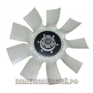 Вентилятор КАМАЗ-ЕВРО 640мм с вязкостной муфтой СБ дв.CUMMINS ISBe185-300 BORG WARNER