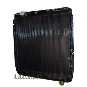 Радиатор охлаждения КАМАЗ-4308 медный 3-х рядный с дв.CUMMINS ЕВРО-3 Купробрейз ШААЗ