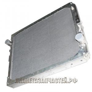 Радиатор охлаждения КАМАЗ-6426, 65111, 6540, 53605 с дв.820.60-260, 740.55-300, CUMMINS алюм. ШААЗ
