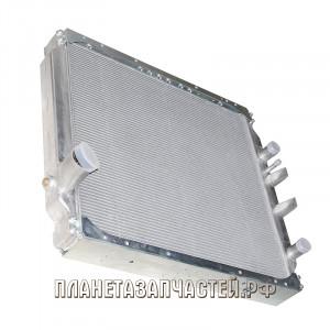Радиатор охлаждения МАЗ-5432А5 алюм. с дв.ЯМЗ ЕВРО-3 ШААЗ