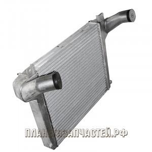 Радиатор охлаждения КАМАЗ-4308 охладитель наддувного воздуха, алюм.ЛРЗ