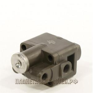 Клапан КАМАЗ переключения повышенной передачи КПП ZF 16S151