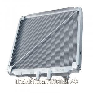Радиатор охлаждения МАЗ-5340В2, 5550В3, 5440В3 с дв.ЯМЗ-5363.10, 5361.10, 536.10 ЕВРО-4 алюминиевый ШААЗ